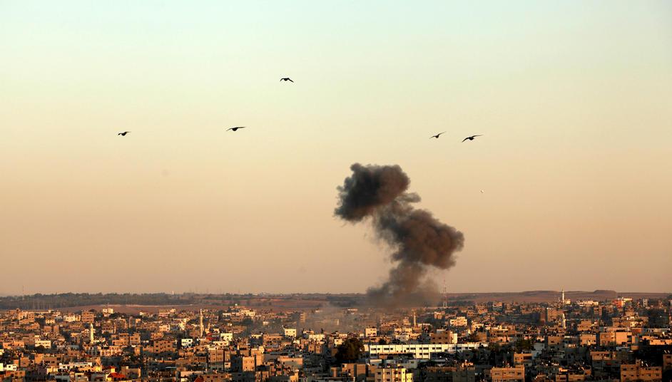 israel-gaza-strike