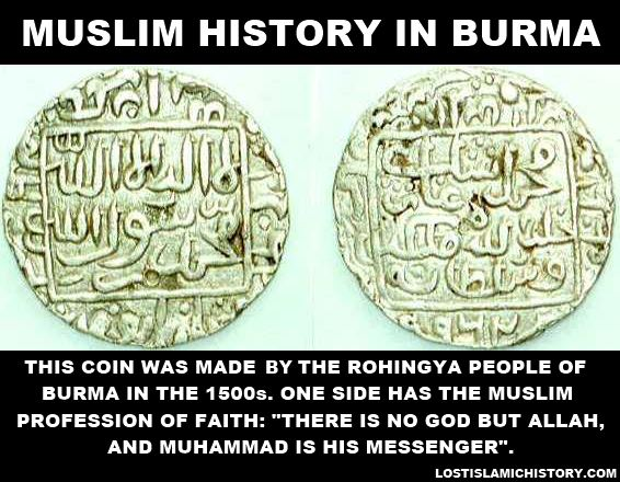 Muslim History in Burma