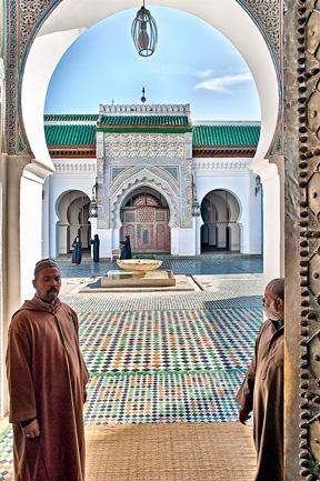 University of Al-Karaouine – The oldest university in the world